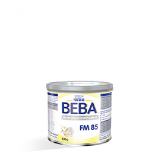 Nestle BEBA FM85 Frauenmilchsupplement Dose