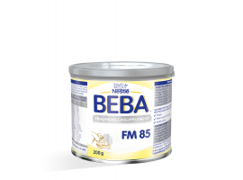 Nestle BEBA FM85 Frauenmilchsupplement Dose Front