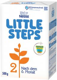 Little Steps 2 Babymilch Verpackung 500 g