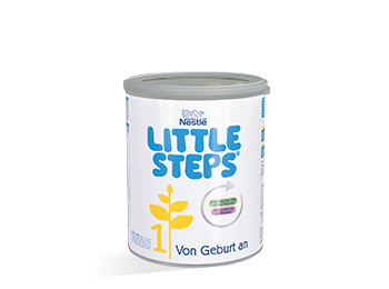Little Steps 1 Babynahrung Produkt