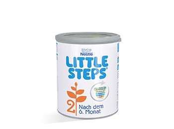 Little Steps 2 Babynahrung Produkt