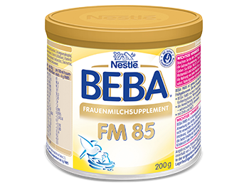 Nestle BEBA Frauenmilch Supplement FM85